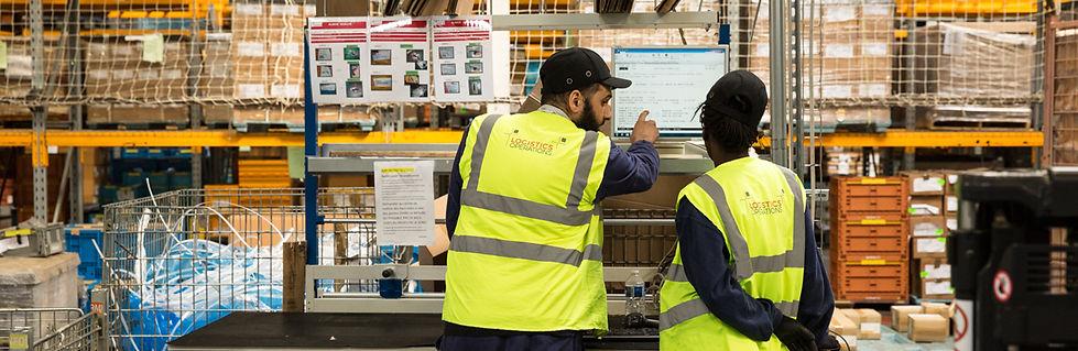 Logistics Operations - A propos de Logistics Operations