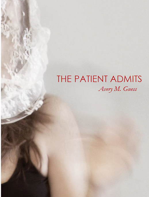 The Patient Admits Front Cover