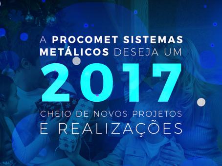 Novos projetos e realizações 2017