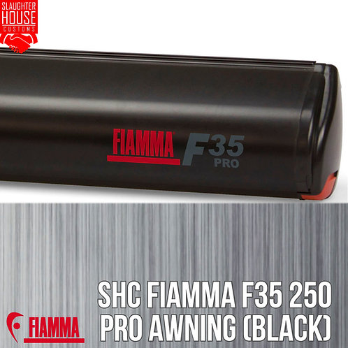 SHC Fiamma F35 250 Pro Awning