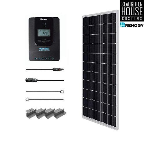 SHC Renogy 100W Solar Panel Kit (SHC EXCLUSIVE)