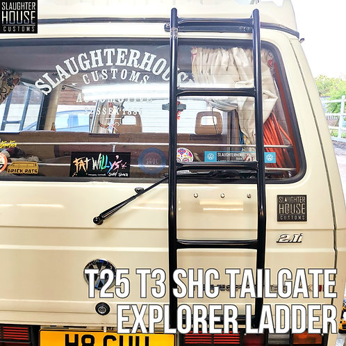 T25 T3 SHC Tailgate EXPLORER LADDER