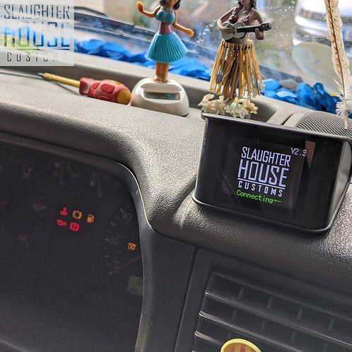 VW T4 EuroVan SHC GPS Speedo Speedometer
