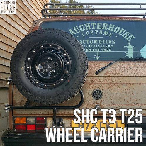 SHC T25 WHEEL CARRIER SYSTEM (BLACK)