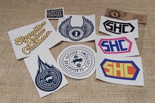 SHC Sticker Pack