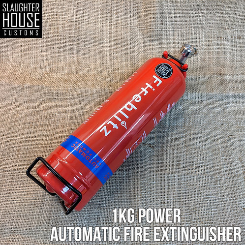Engine Bay - Automatic Fire Extinguisher 1KG