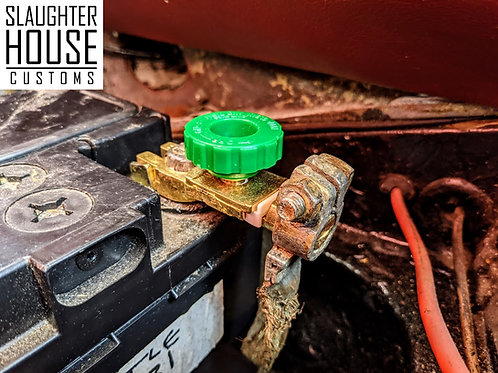 SHC Battery Saver/ Ground Isolator Clamp