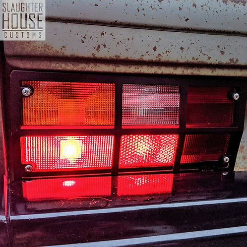 VW T25 T3 Vanagon LED TAIL & STOP LIGHT UPGRADE KIT (RED)