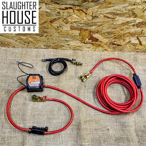 SHC Split Charge / Battery Saver Kit
