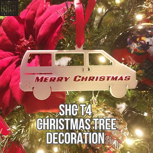 SHC T4 Christmas Tree Decoration