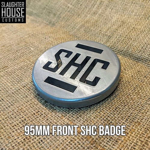 SHC T25 T3 Vanagon Front Grill Badge (95mm)