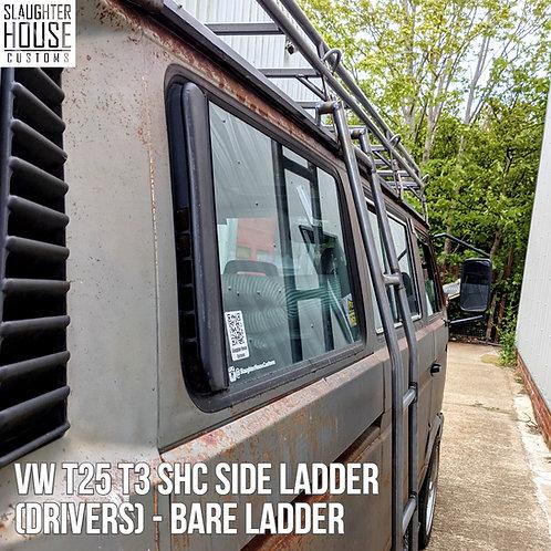 VW T25 T3 SHC Side Ladder (DRIVERS) - BARE Ladder