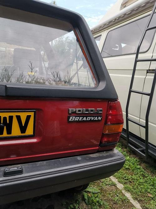 """Polo """"Breadvan"""" Badge"""