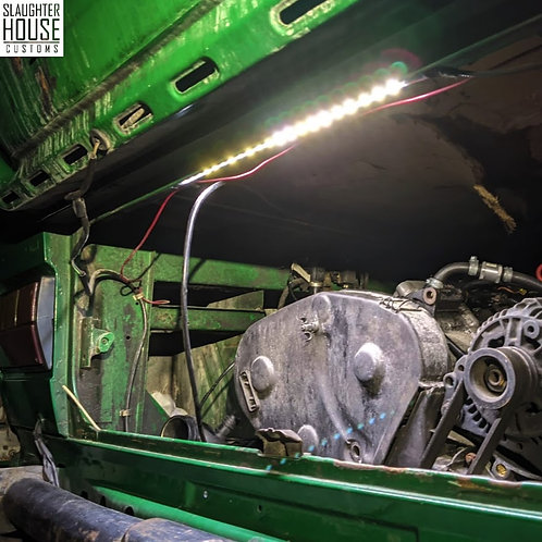 SHC T25 T3 Vanagon DOKA SINKA Pick-up Engine Bay Light