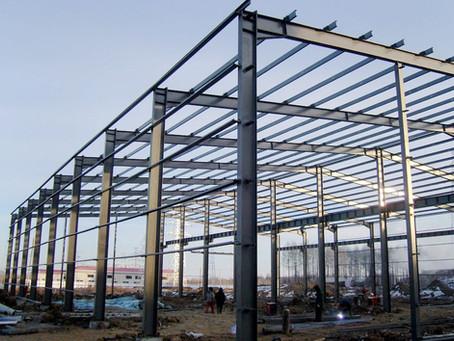 Fique por dentro da fabricação até a montagem das estruturas metálicas
