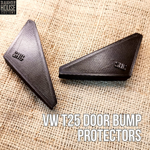 VW T25 Door Bump Protectors