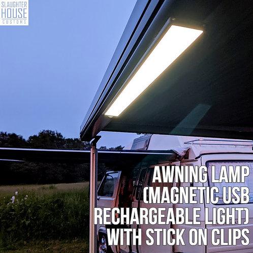 SHC VW Awning LED Light Strip Sensor Rechargeable Light