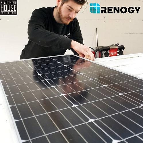 SHC Renogy Solar Fitting Service