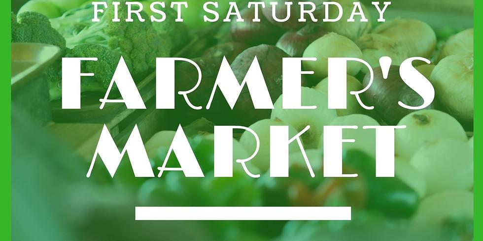 First Saturday Farmer's Market