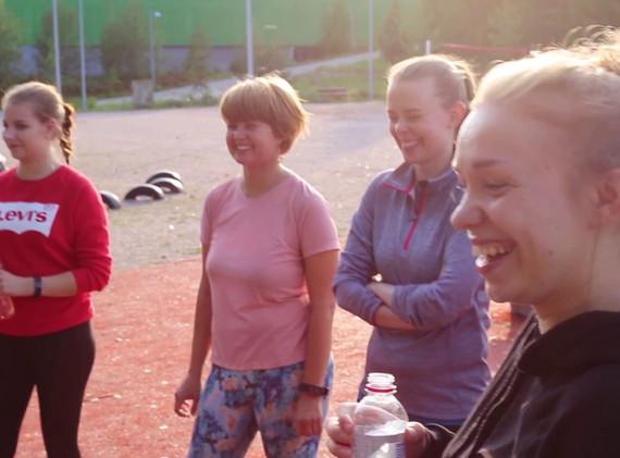 Extreme Foosball - Höntsäklubi 2018 Helsinki