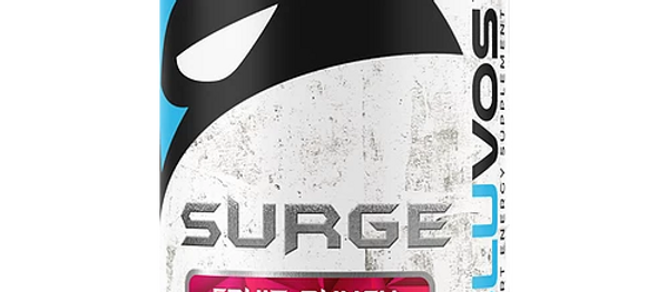 BLUVOS Surge Pre-Workout - Fruit Punch