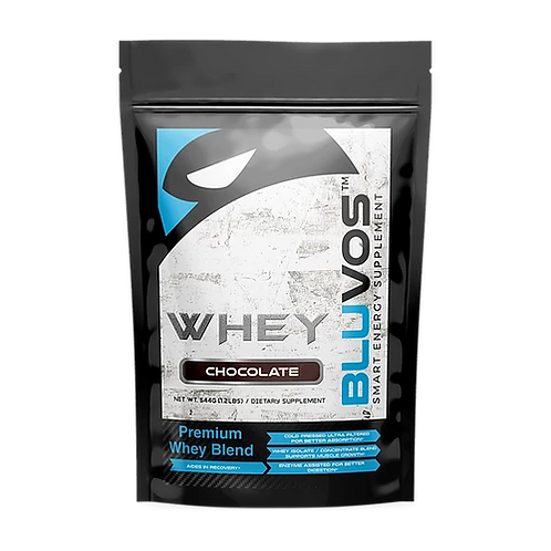 BLUVOS Chocolate Whey Protein