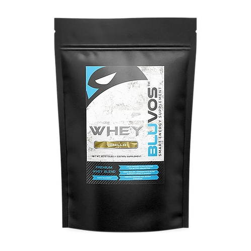 BLUVOS Vanilla Whey Protein