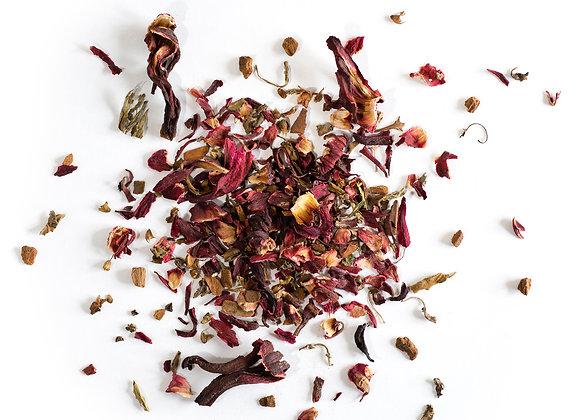 Cinnamon Hibiscus
