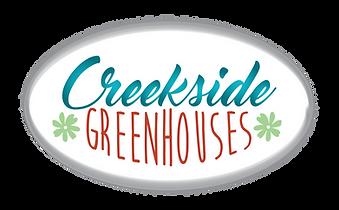 Creekside Greenhouses Logo