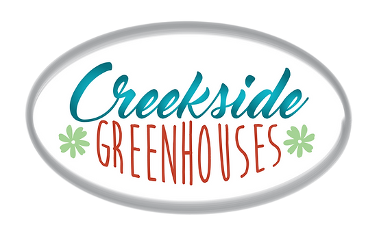 Creekside Greenhouses Logo