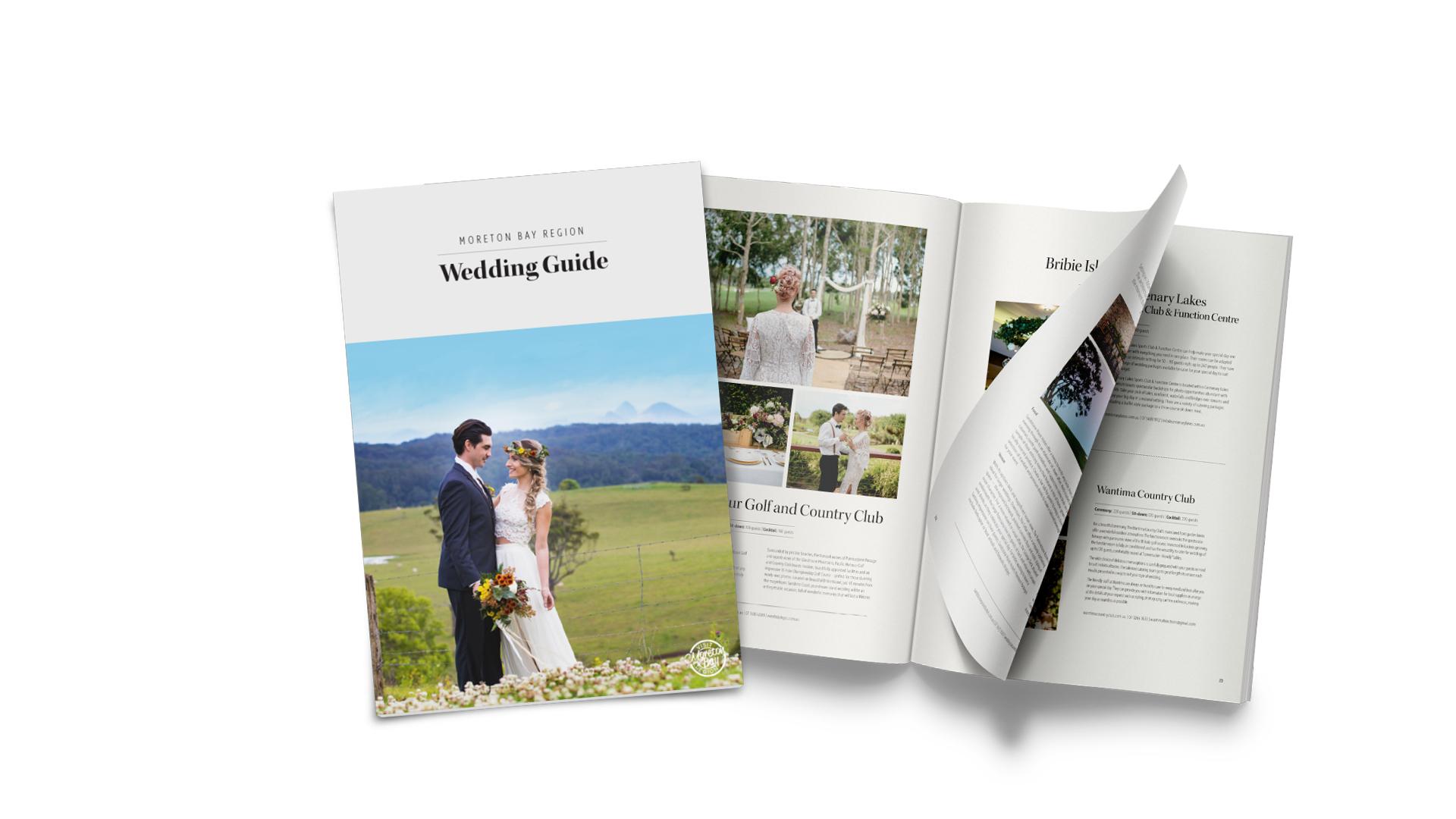 Moreton Bay Region Wedding Guide