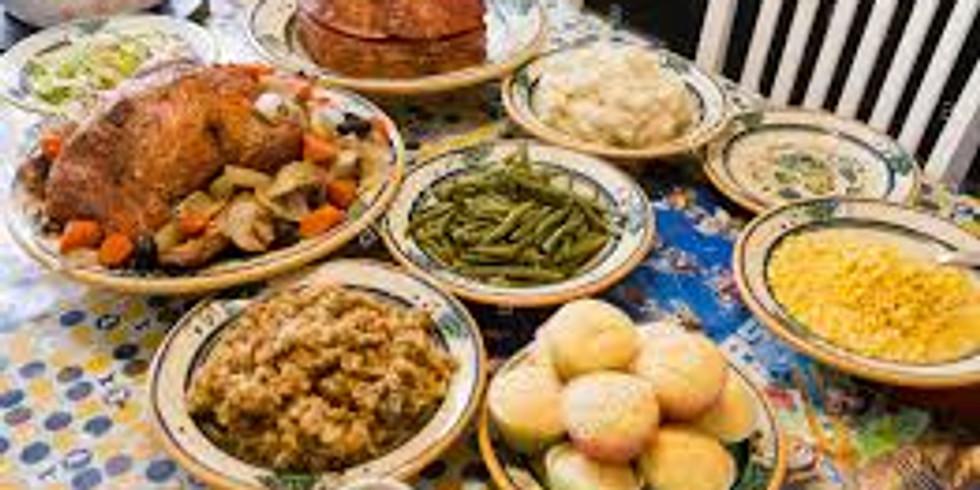 Senior Saints Dinner