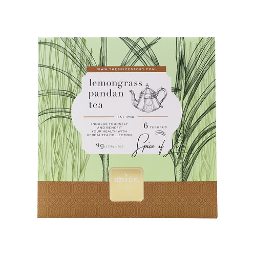 Lemongrass & Pandan 9 g.