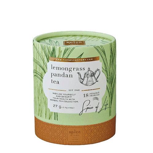 Lemongrass pandan tea 27g