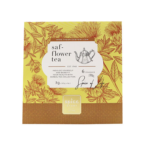 Safflower tea 3 g.