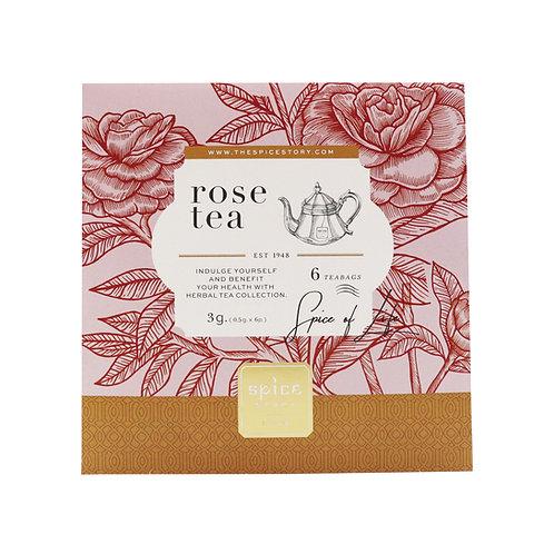 Rose tea 3 g.
