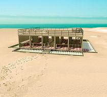 Target Beach Video Lounge