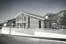 Progetto architettonico casa - AplusP