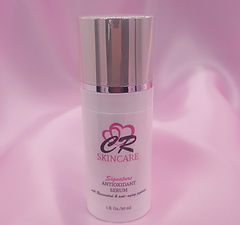 CRS Antioxidant Serum Pink Background.jp