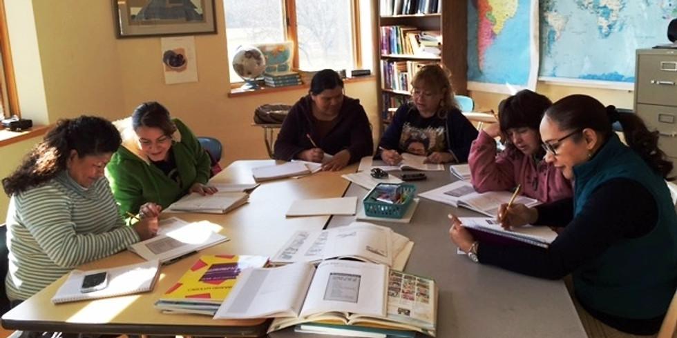 Adult English, Citizenship & Civics classes