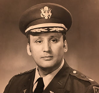 Dr. Durakovic, US Army Medical Corps, early 1980s