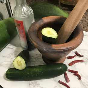 Laotian Cucumber Salad Recipe