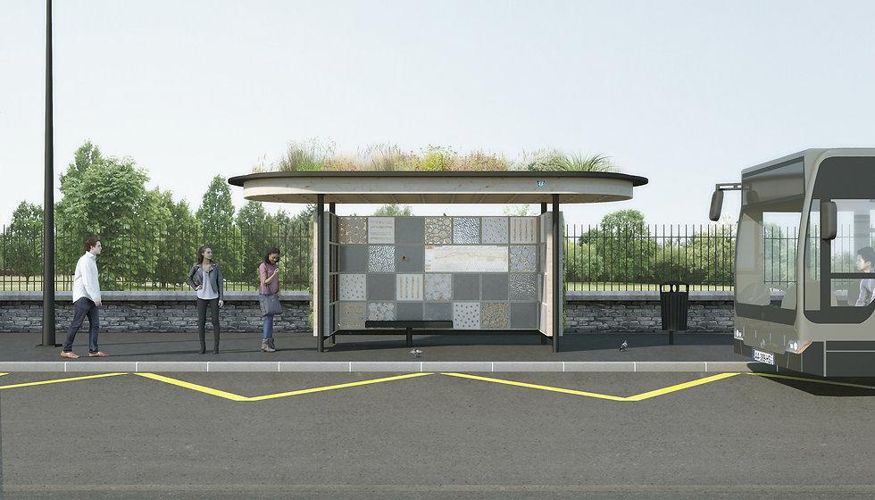 Hotel Bus Stop | Studio Nicolas Abdelkader - Design | Nature | Architecture