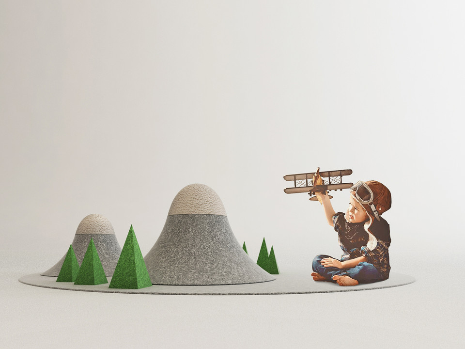 Mountain Children's play mat_Image 04