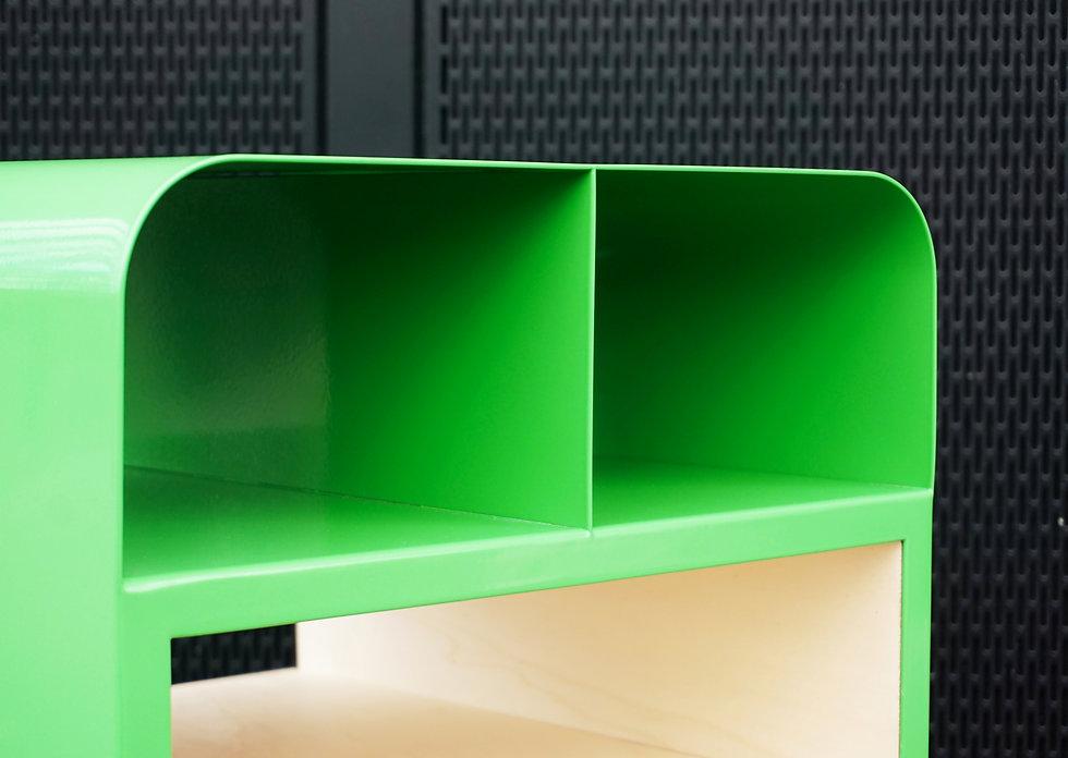 Frog Night table_Side table | Studio Nicolas Abdelkader - Design | Nature | Architecture