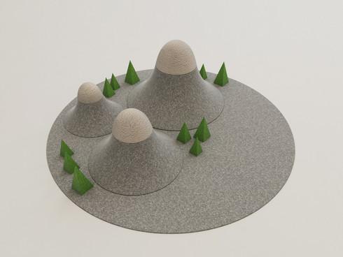 Mountain Children's play mat_Image 05