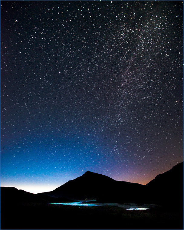 Lights of a Nightscape