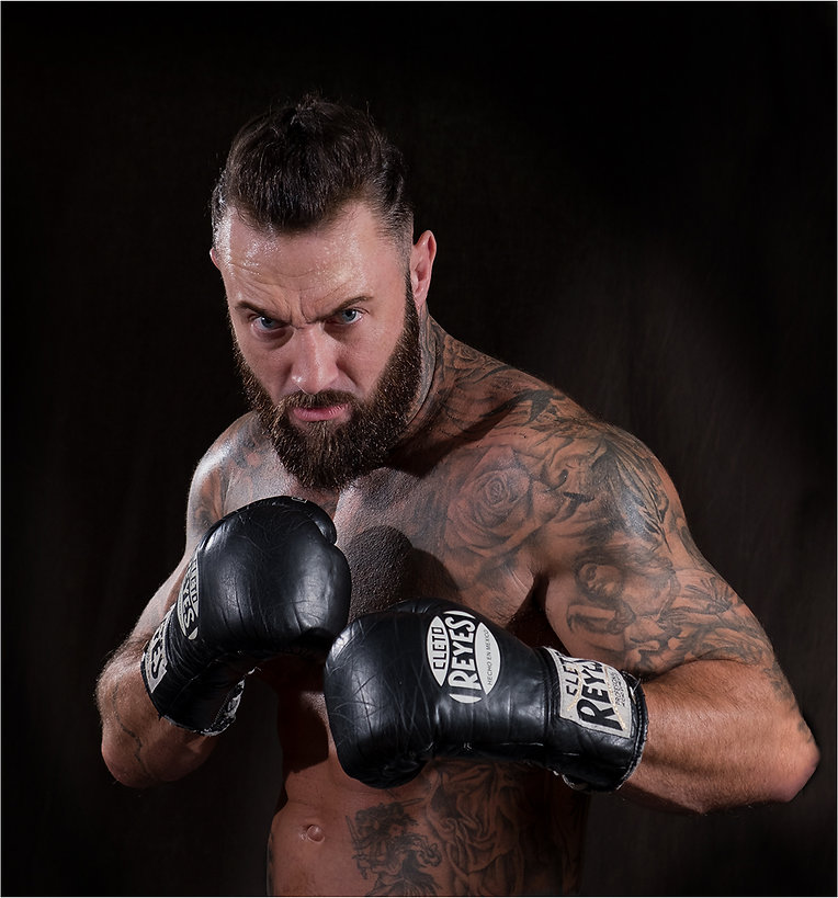 Heavyweight Boxer
