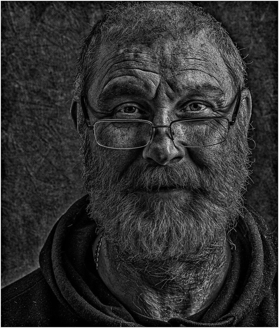 Portrait of Stuart