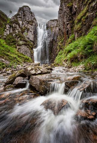 The Wailing Widow Waterfall